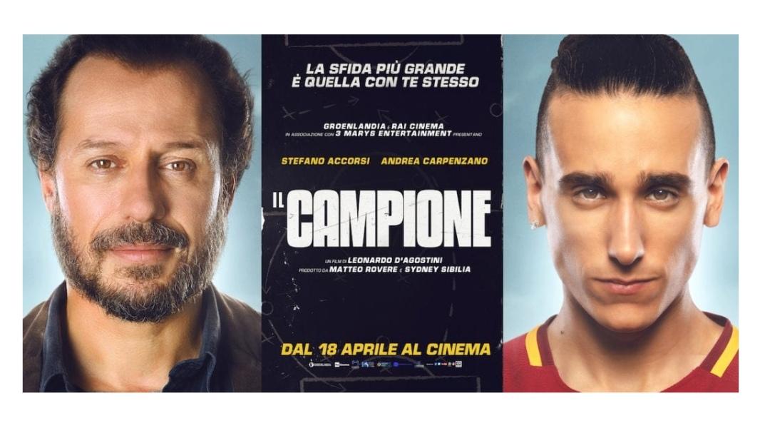 """""""Il Campione"""" è un film sull'amore"""